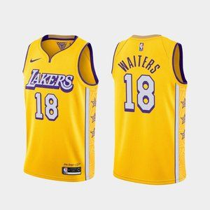 Los Angeles Lakers Dion Waiters City Jersey